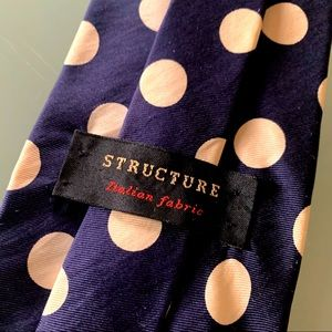 Structure Accessories - The Pretty Woman Vintage Tie